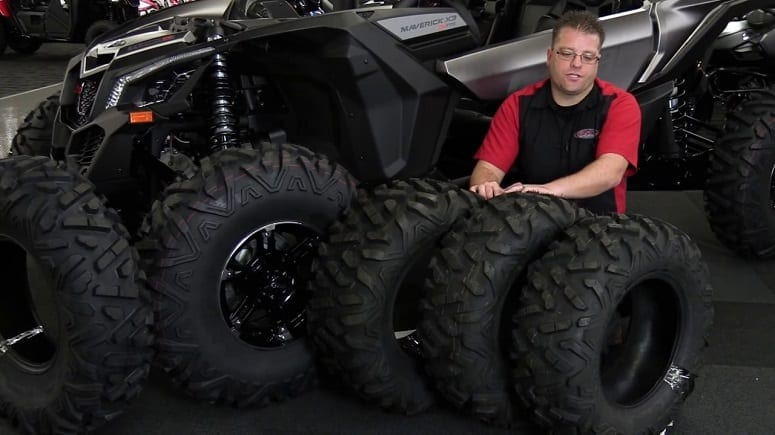 Holding Bias Ply Tires
