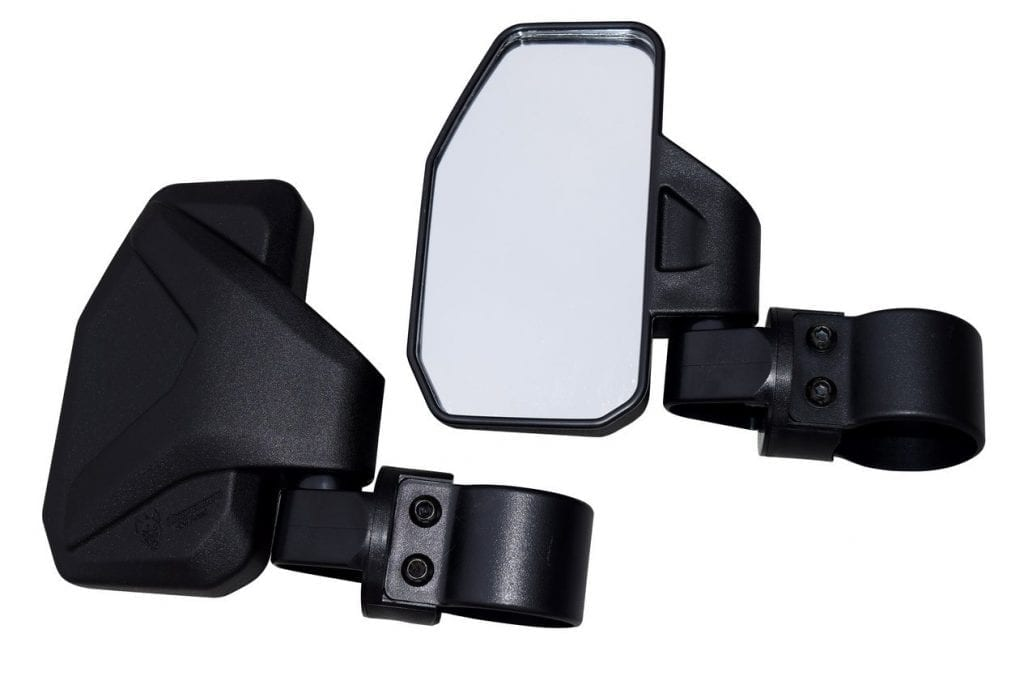 Chupacabra Offroad Rear View Side Mirror for UTV Review