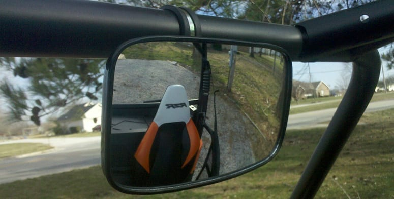 Rear View Mirror UTV