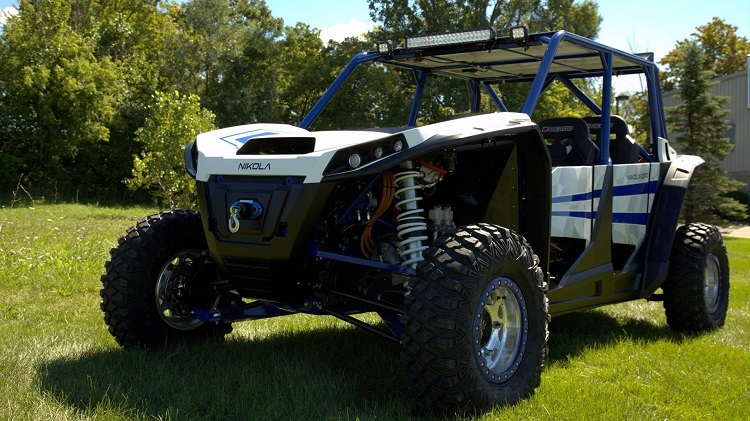 Benefits Of Electric UTV/ATV's