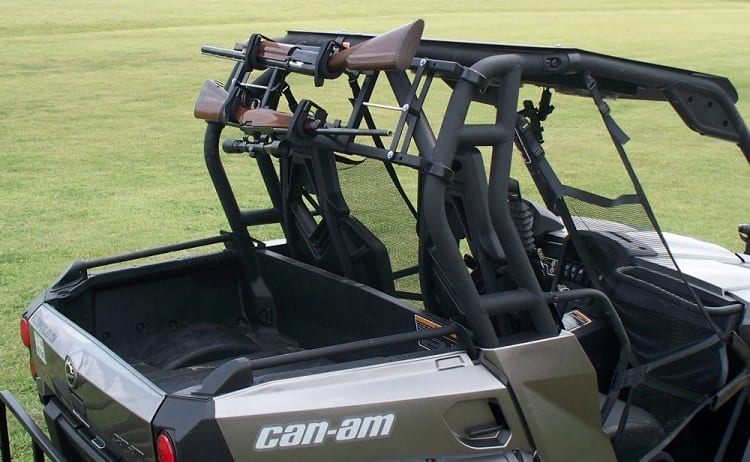 How To Equip Your UTV For Hunting?