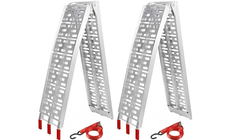 SMARTXCHOICES PAIR FOLDING TRUCK RAMPS