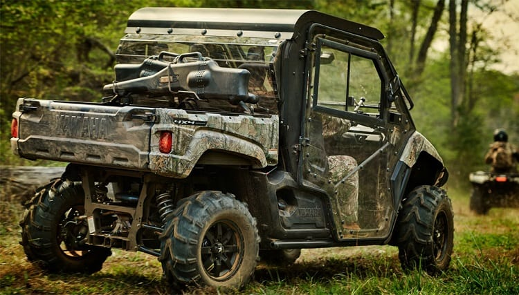 How Can A UTV Help You On Hunting Trips?