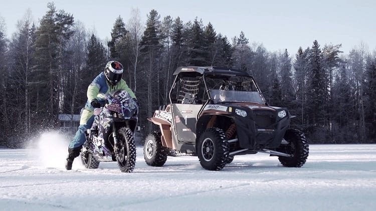 What Is The Difference Between Driving A Motorbike, Bike And ATV/UTV?