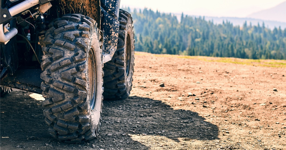 All You Need to Know About Tires For Your UTV or ATV.