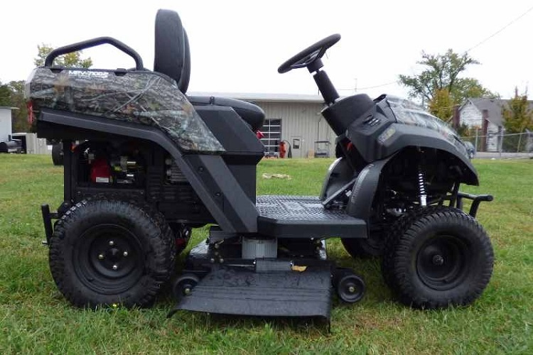 The Pros And Cons Of Using An ATV Lawn Mower
