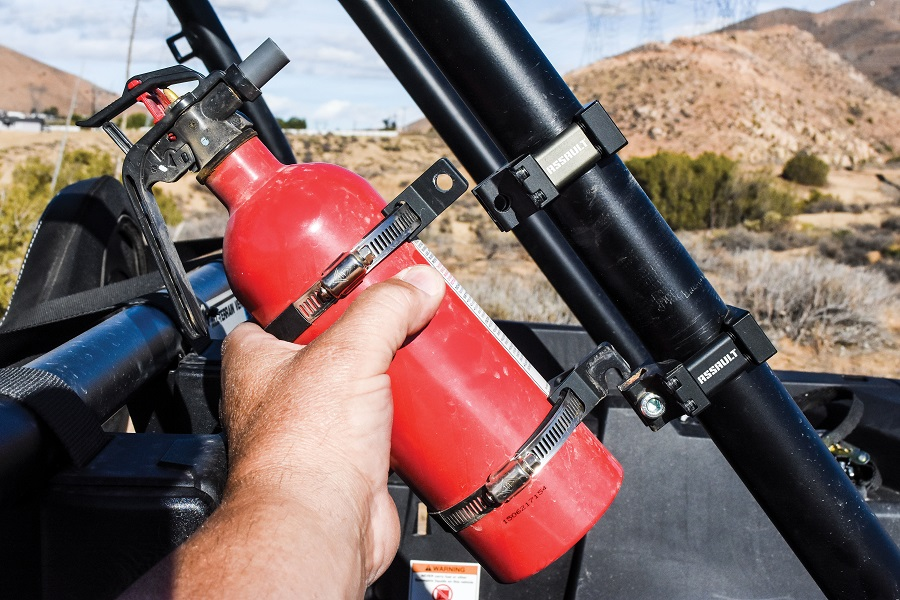 Do I Really Need A Fire Extinguisher For My UTV/ATV?