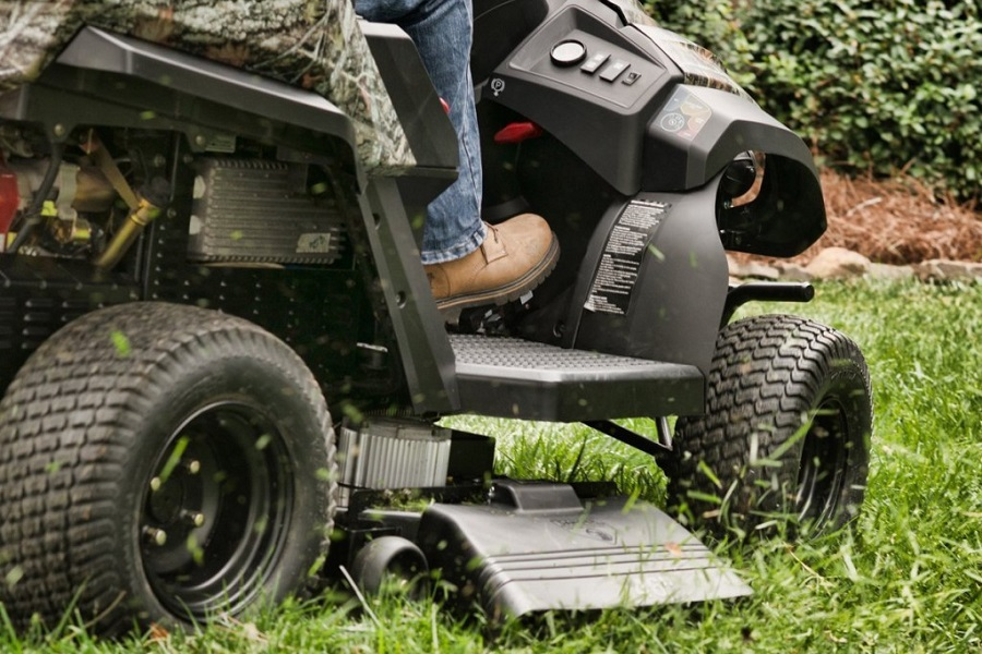 Turning Your ATV/UTV Into An Amazing Lawn Mower