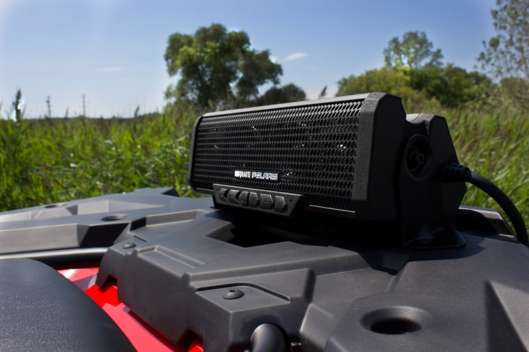 Compatible Sound Systems With UTVs And ATVs