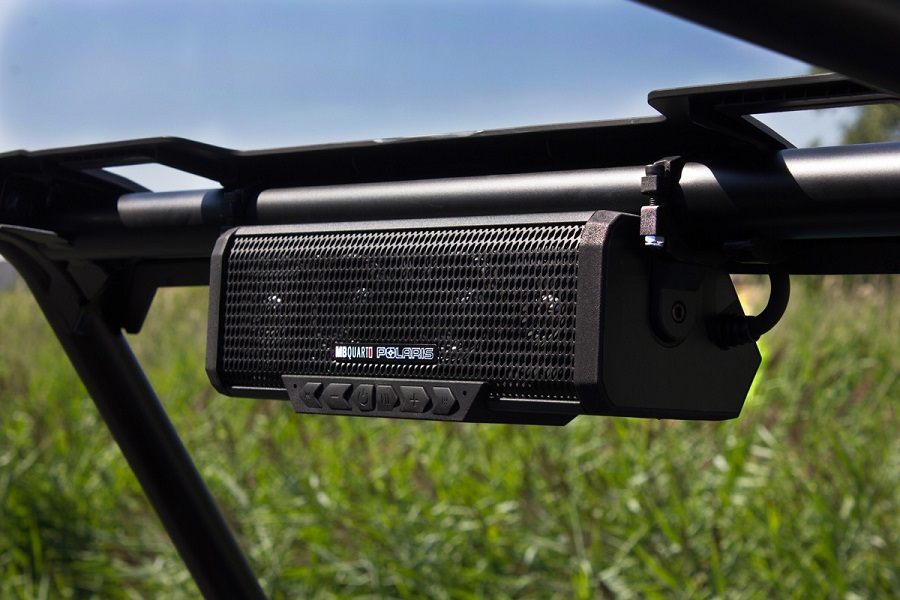 Can I install a sound system on my UTV/ATV?